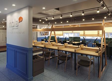 터디카페 창업 브랜드 '올라라이브러리', 쾌적한 학습환경 서비스 제공